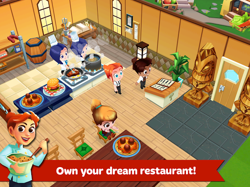 Restaurant Story 2 - screenshot