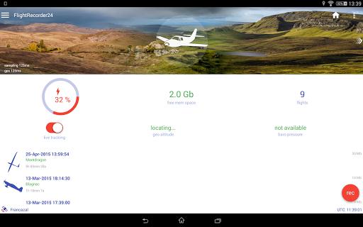 Flight Recorder 24 - screenshot