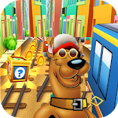 Download Subway scooby Run Surf APK on PC
