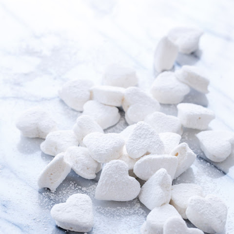 Basic Vanilla Marshmallows