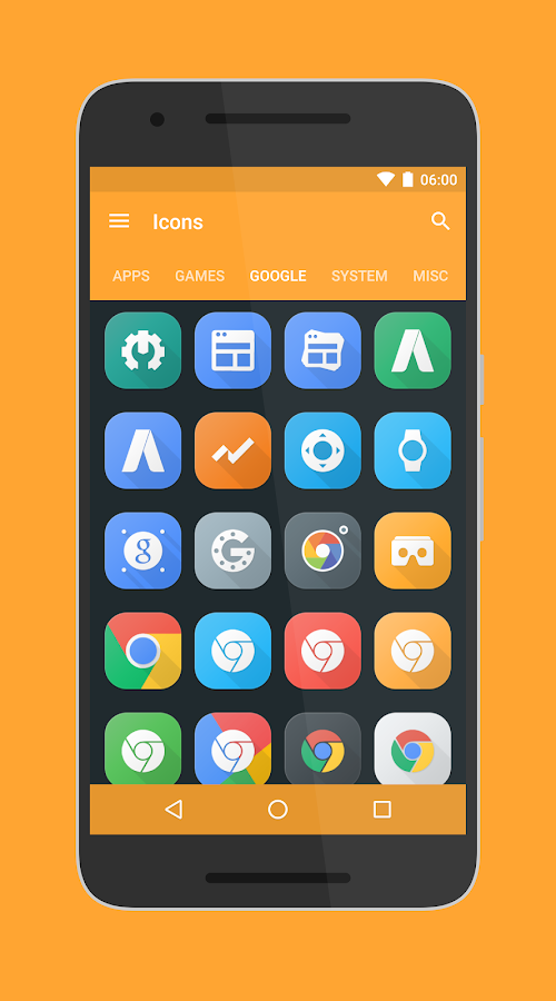 Toca UI - Icon Pack Screenshot 8