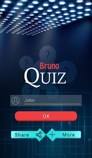 Bruno Mars Quiz - screenshot