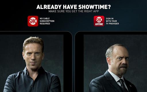 Showtime Anytime screenshot 10