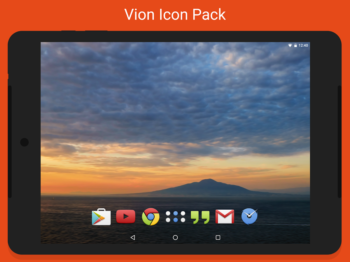 Vion - Icon Pack Screenshot 7