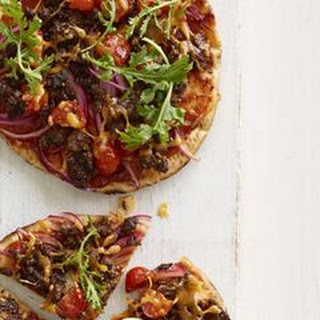 Healthy Cheeseburger Pizza Recipes