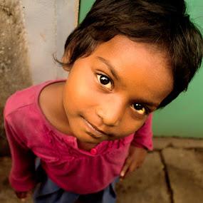 by Sudharshun Gopalan - Babies & Children Children Candids ( child, gopalan, sudharshun, portrait, eyes, kid )