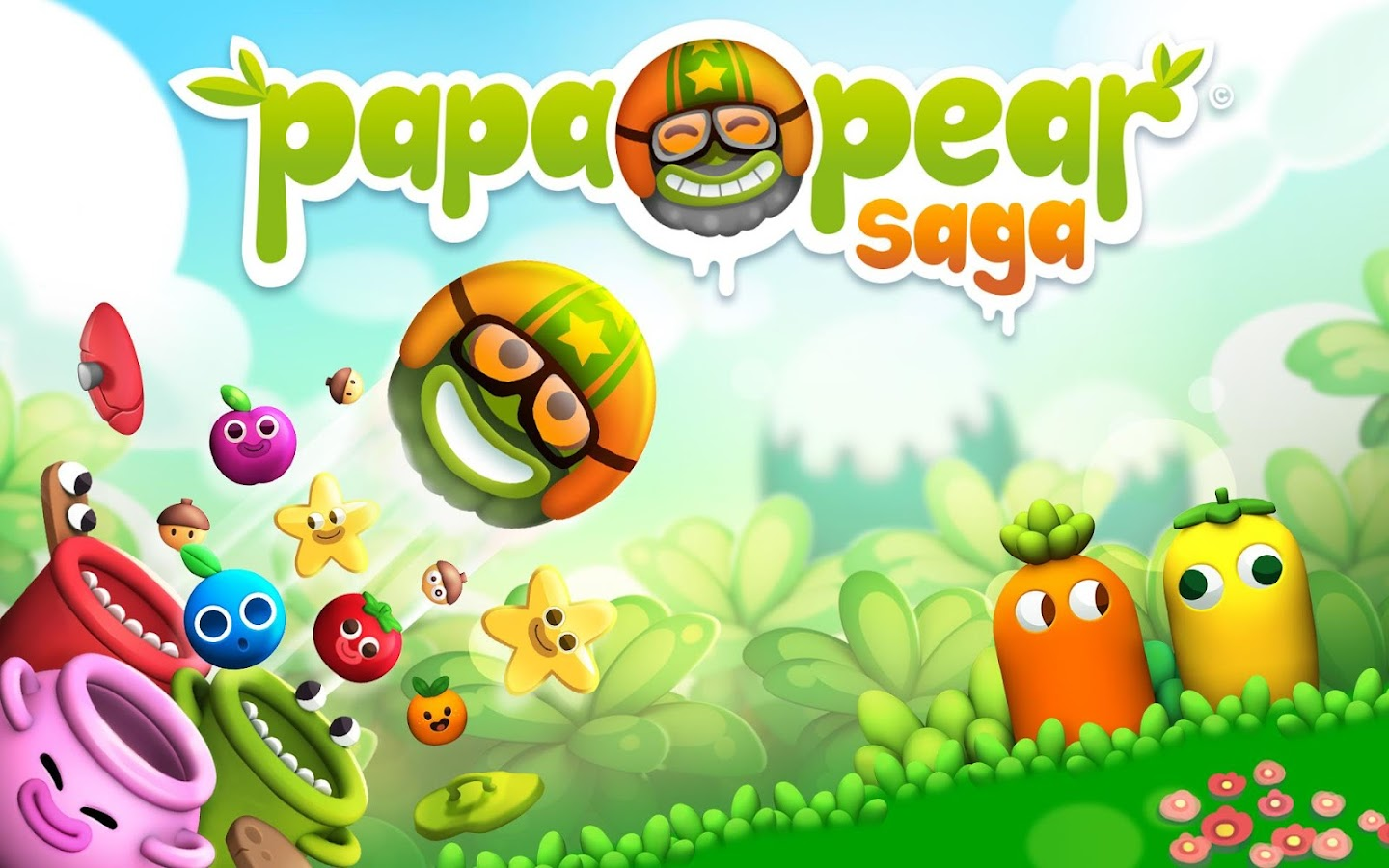 Papa Pear Saga Screenshot 10