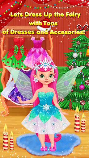 Fairies Christmas Kitchen For PC