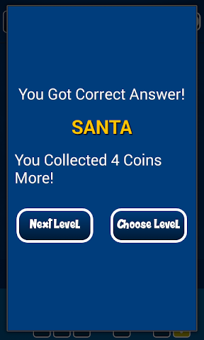 android Christmas Trivia Quiz Screenshot 2