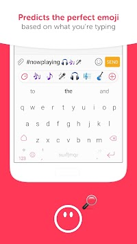 Swiftmoji - Emoji Keyboard APK screenshot thumbnail 1
