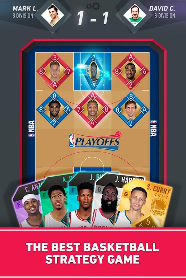 NBA Flip - Official game Screenshot 1