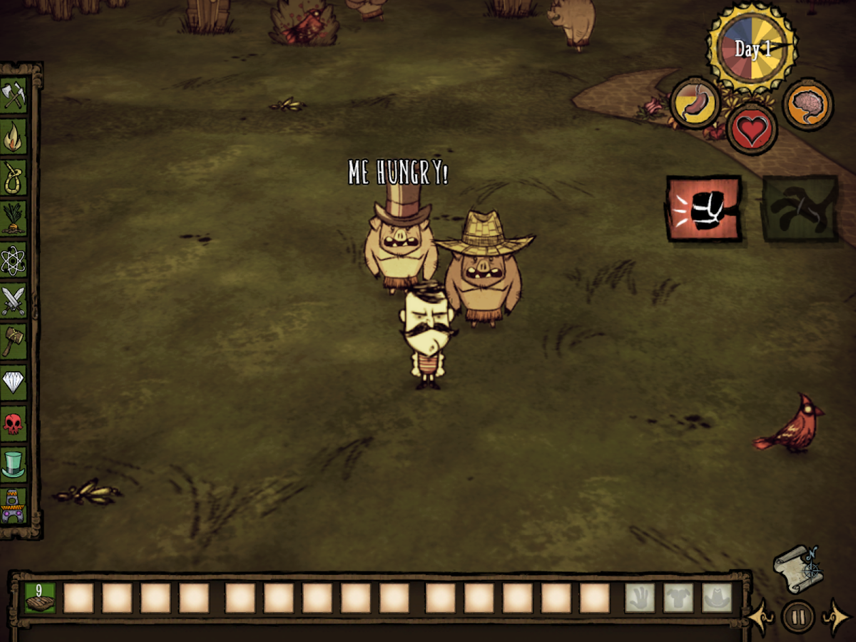 Don't Starve: Pocket Edition Screenshot 16