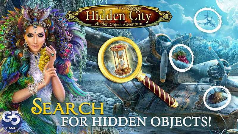Hidden City: Hidden Object Adventure Screenshot 12