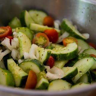 Cucumber Cherry Tomato Salad Recipes
