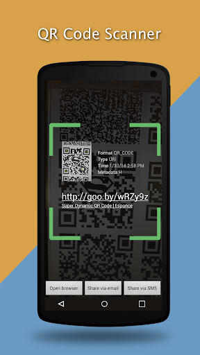 QR Code Scan & Barcode Scanner screenshot 1