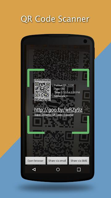 QR Code Scan & Barcode Scanner screenshots