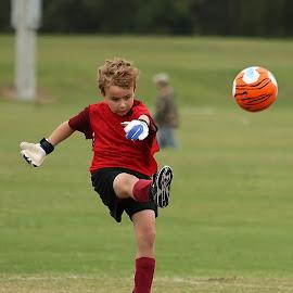 by Amanda Carta - Sports & Fitness Soccer/Association football