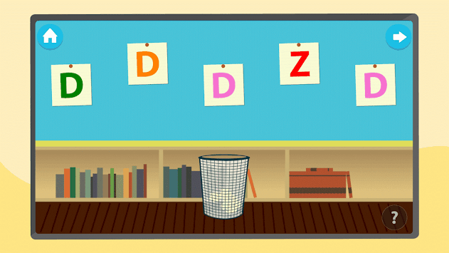 Kids Preschool Learn Letters APK screenshot thumbnail 12