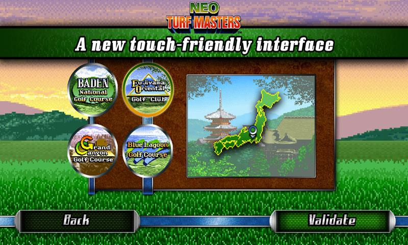 NEO TURF MASTERS Screenshot 1