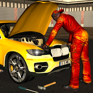 Download Car Mechanic WorkShop 3D Sim For PC Windows and Mac