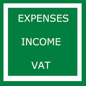 Cover art VAT Pro + Expense and Revenue