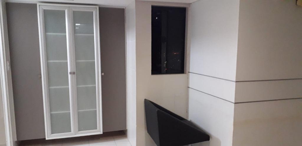 Apartamento com 3 dormitórios para alugar, 115 m² por R$ 1.625/mês - Bairro inválido - Cidade inexistente/NN