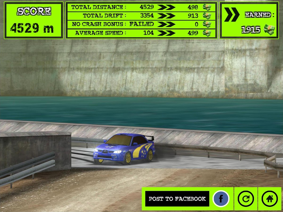 Rally Racer Dirt Screenshot 12