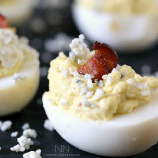 Deviled Egg Nutmeg Recipes