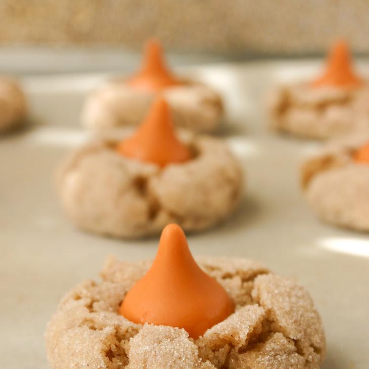 Cinnamon Pumpkin Spice Kiss Blossoms Recipe | Yummly