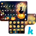 App Halloween 2016 Kika Keyboard APK for Kindle
