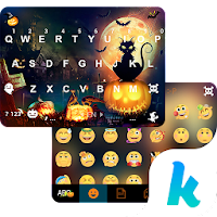 Halloween 2016 Kika Keyboard For PC (Windows And Mac)