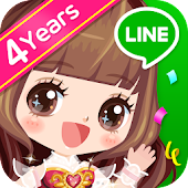 App LINE PLAY - Your Avatar World version 2015 APK