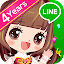 LINE PLAY - Your Avatar World APK for Blackberry