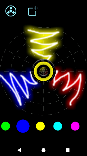 Draw and Spin (Fidget Spinner) For PC