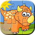 Download Dino Puzzle Games for Kids APK on PC