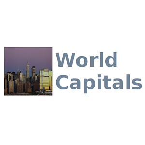 Download World Capitals For PC Windows and Mac