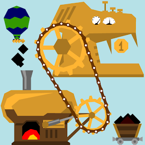 Engineer Millionnaire: Steampunk Idle Tycoon For PC (Windows & MAC)