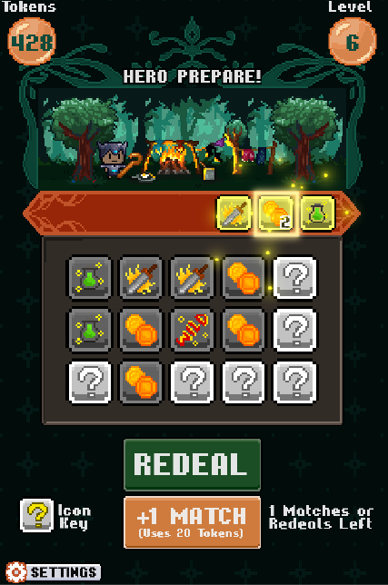Pixel Poker Battle Screenshot 1