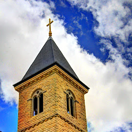 Church bells are ringing by Jackie Eatinger - Buildings & Architecture Places of Worship (  )