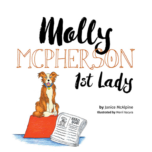 Molly McPherson - 1st Lady cover