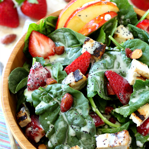 Strawberry Apple Chicken Salad