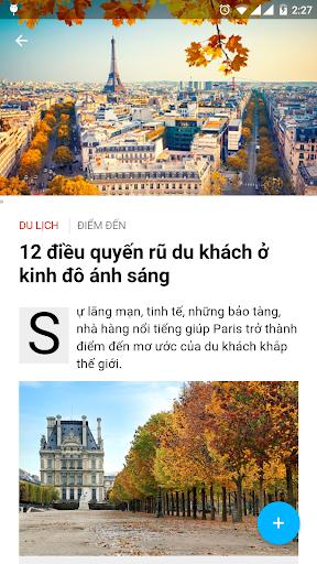 Zing.vn - Vietnam Daily News screenshot 4