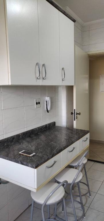 Apartamento à venda, 91 m² por R$ 635.000,00 - Empresarial 18 do Forte - Barueri/SP