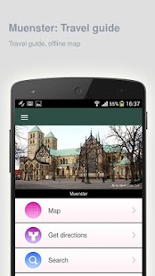 Muenster: Offline travel guide - screenshot