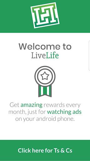 LiveLife screenshot 1