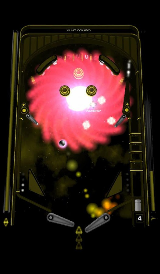 Hyperspace Pinball Screenshot 2