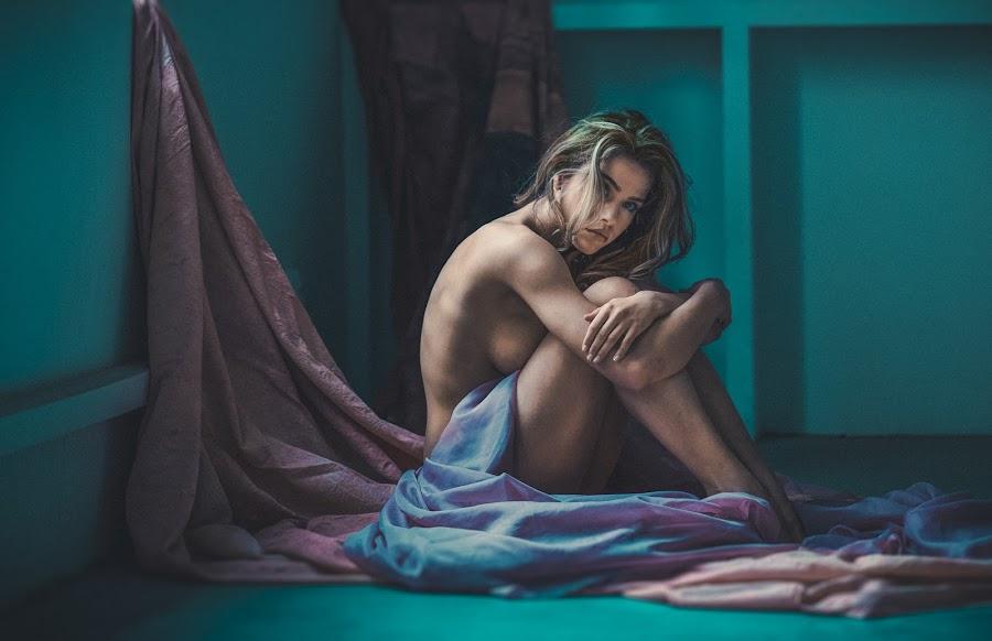 Tired by Atanas Donev - Nudes & Boudoir Boudoir ( boudoir, beautiful, nude, window, girl )