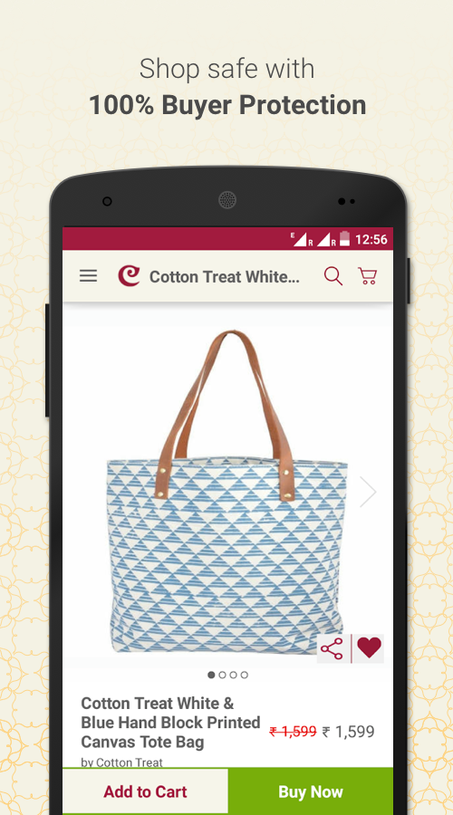 Craftsvilla - Online Shopping Screenshot 2