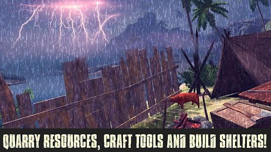 Free Download Lost Island Survival Sim 2 APK for Samsung