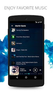 In Music Cloud - screenshot